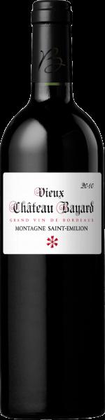 Vin rouge Cuvée tradition Vieux Château Bayard Saint-Émilion