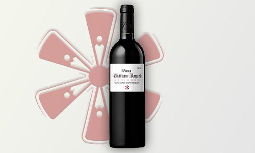 Vin rouge Vieux Château Bayard- Cuvée tradition Montagne Saint-Émilion